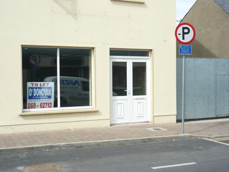 Retail Space, Newcastle West