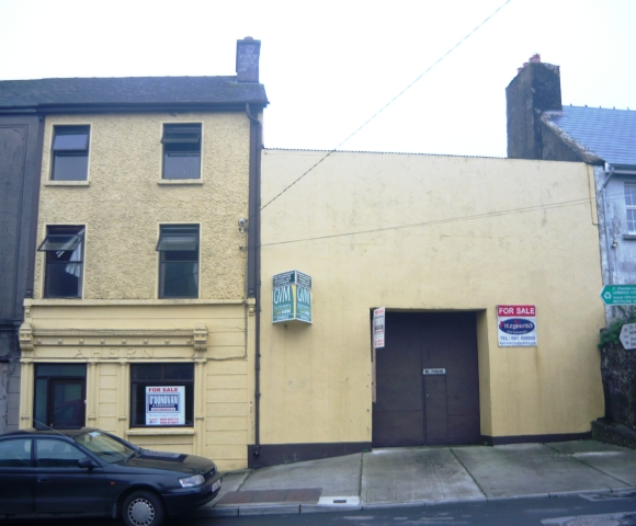 Site with Planning Permission, Ballingarry
