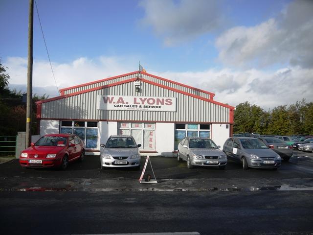 Commercial Site, Askeaton