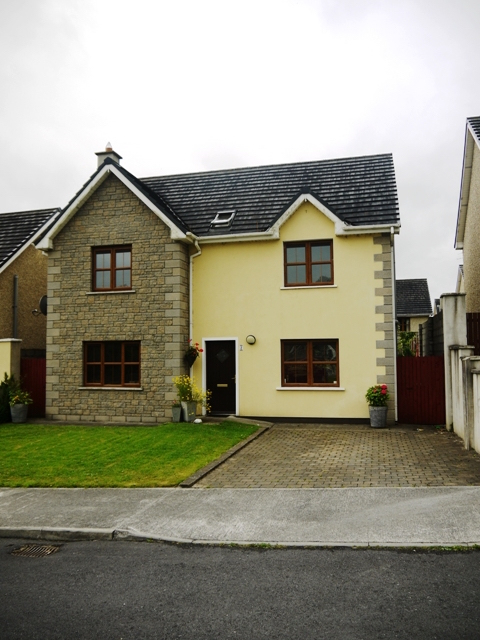4 Bed Detached, Ballingarry