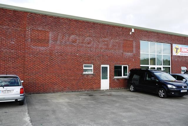 Warehouse, Newcastle West