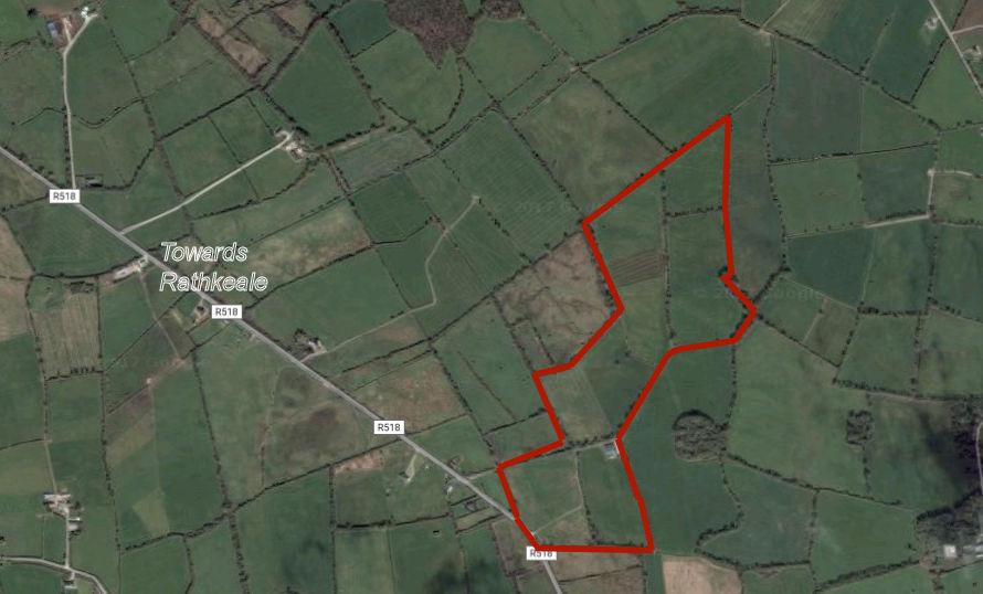 Circa 54 acres, Dromard, Rathkeale